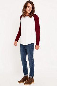 "Cheap Monday – Enge Skinny Jeans ""Rewind"" – Herren 28W 32L"