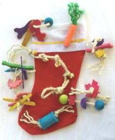 Pet Rabbit Toys, Homemade Toys for Rabbits - awesome for DIY inspiration