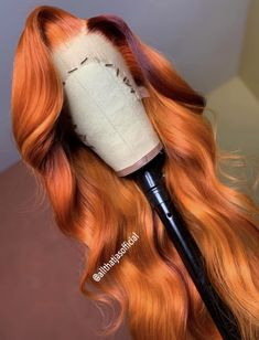 Hair Colorful, Birthday Hair, Natural Hair Styles, Long Hair Styles, Baddie Hairstyles, Human Hair Lace Wigs, Aesthetic Hair, Love Hair, Hair Looks