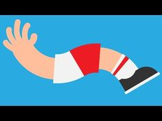 Character Rigging, EASY Character Animation Tutorial In After Effects, Illustrator And Duik Plugin - YouTube