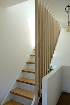 Banisters, balustrades and building regs - The alternative loft staircase