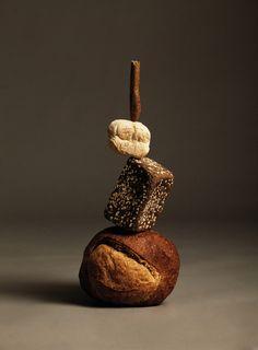 Bread  Still life for  Apartamento Magazine  issue 8  —Concept by  Ana Domínguez & Omar Sosa  —Photography by  Nacho Alegre