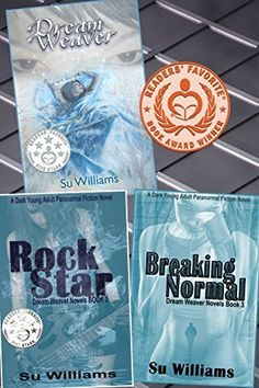 DREAM WEAVER TRILOGY: Dream Weaver, Rock Star & Breaking Normal FREE: A Dark Young Adult Paranormal Fiction Novel Series (Dream Weaver Novels Book 4), http://www.amazon.com/dp/B00OW976W0/ref=cm_sw_r_pi_awdm_F3Gzub0W9FPZC