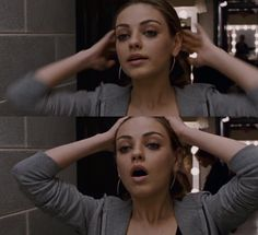 "Mila Kunis Mila... in character as ""Lily"" Black Swan ( 2010 ) shared to groups 12/3/17"