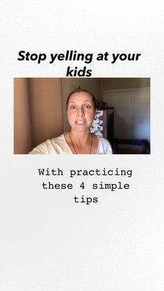 Gentle Parenting, Kids And Parenting, Parenting Hacks, Future Mom, Love My Kids, Good Habits, Useful Life Hacks, Raising Kids, Good To Know
