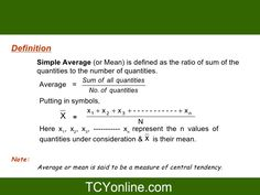 Sum = Average · Number - Google Search