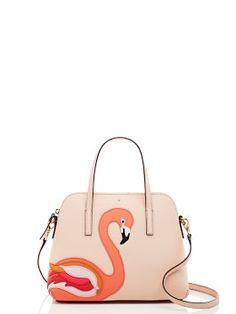 5b486ea5e3b2 Must have this flamingo satchel!! Beautiful Bags