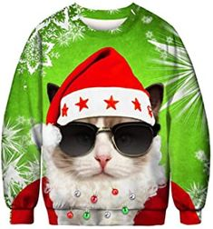Ugly Christmas Sweater - Ideas that Win all the Ugly Sweater Contests Christmas Humor, Christmas Bingo, Christmas Time, Holiday, Ugly Sweater Contest, Funny Xmas, Funny Sweatshirts, Sweater Making, Ugly Christmas Sweater