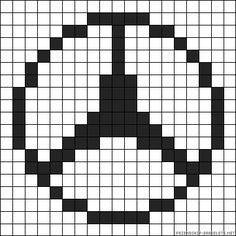 mercedes benz hama bead - Google Search Crochet Chart, Bead Crochet, Logo Mercedes, Mercedes Benz, Cross Stitch Designs, Cross Stitch Patterns, Pixel Art, Beading Tools, Alpha Patterns