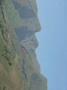 Christ's Face - Parque Nacional do Caparaó - Brasil