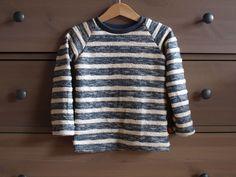 """Pullover - Pullover """"kleiner Seebär"""" aus Strickstoff - ein Designerstück von KleinesMuckelchen bei DaWanda"""