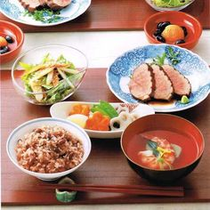 日本人のごはん/お弁当 Japanese food