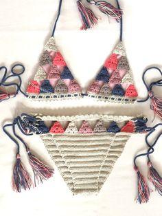 Verano de bikini traje de baño Bikini brasileño inferior