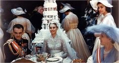 Princess Grace of Monaco Wedding