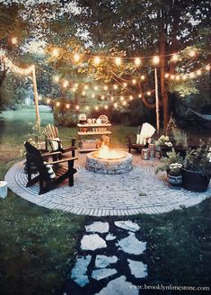 "Visit our internet site for more relevant information on ""outdoor fire pit designs"". It is actually an exceptional place to get more information. Backyard Patio Designs, Backyard Landscaping, Landscaping Ideas, Backyard Seating, Diy Patio, Patio Ideas, Paved Backyard Ideas, Sloped Backyard, Firepit Ideas"
