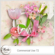 Commercial Use 72 | Marta Designs