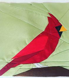 Paper Piecing Patterns, Quilt Patterns, Diy Christmas Stocking Pattern, Christmas Bird, Foundation Paper Piecing, Letter Size Paper, Quilts, Boutique, Website
