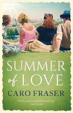 Caro Fraser-Summer Of Love