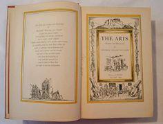 The Arts By Hendrik Willem Van Loon by NoelsVintageBooks