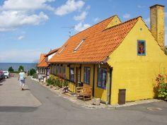 The same house, Gudhjem july 2007