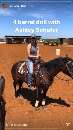 Barrel Racing Exercises, Barrel Racing Tips, Barrel Racing Saddles, Horse Exercises, Baby Horses, Cute Horses, Horse Care Tips, Horse Training Tips, Western Riding