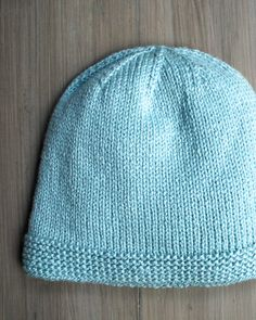 Purl Soho Basic Hats ForEveryone - The Purl Bee - Knitting Crochet Sewing Embroidery Crafts Patterns and Ideas!