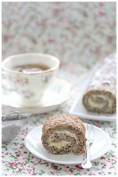 Earl grey tea roulade-- hmm interesting looking