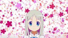 Top Favorite Anime Character by Season of the Year by Biglobe Poll Top Manga, Manga Anime, Anime Ghost, Otaku, Cherry Blossom Petals, Anohana, Twitter Header Photos, Anita, Wallpaper Pc