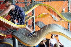 Luckey Climber - soon to be at Westchester Children's Museum