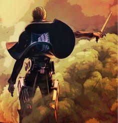 Best Attack On Titan - Anime, Cartoon Attack On Titan English, Attack On Titan Series, Attack On Titan Season, Attack On Titan Fanart, Attack On Titan Anime, Armin, Mikasa, Humanoid Creatures, Eruri