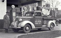 1937 Chevrolet Half-Ton Pickup