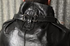 Carol Christian Poell Leather Details