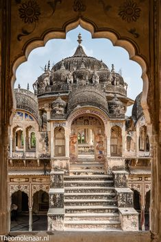 Mughal Architecture, Ancient Greek Architecture, Cultural Architecture, Historical Architecture, Beautiful Architecture, Beautiful Buildings, Art And Architecture, Temple India, Rural India
