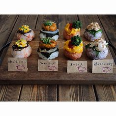 Pin by きんちゃん on ランチ in 2020 Good Food, Yummy Food, Bento Recipes, Food Combining, Picnic Foods, Recipes From Heaven, Food Presentation, Miniature Food, Creative Food