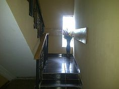 Our  staircase to our rooms