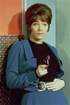 Tara King, The Avengers - when Emma Peel left, the show lost some of it's appeal, not due to Tara King, but because Mrs. Peel was so well loved