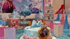Frozen Birthday Party Ideas | Photo 2 of 16