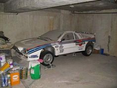 Abandoned Race Cars You'll Wish You Had Found First! http://www.gleems.com/abandoned-race-cars-youll-wish-you-had-found-first/