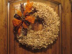 French Fall Wreath