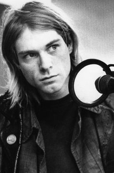 Kurt Cobain, 1994
