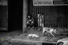 Resting by Raul Sanchez