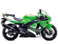 Kawasaki Ninja ZX-7R (2001)
