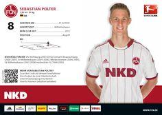 sebastian polter, 1. fc nürnberg, fcn, attacker, football