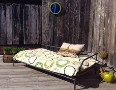 Vintage Child's Day Bed Frame or Deluxe Dog Bed Frame by HUEisit