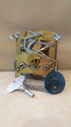 enfield clock parts