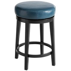 $69 Behold the Stratmoor—a sleek swivel counterstool with dizzying good looks. When someone orders another round from this plush faux-leather perch, it means one of two things: They want another drink. Or they want to take another spin on the stool. Not recommended: Both