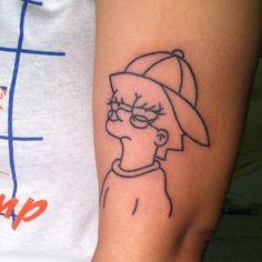 simpsons tatuagem 80 Lovely and Inspiring Simpsons Tattoos Dream Tattoos, Badass Tattoos, Sweet Tattoos, Future Tattoos, Body Art Tattoos, Cool Tattoos, Tatoos, 4 Tattoo, Poke Tattoo