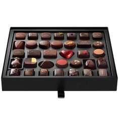 Buy Personalised Chocolate Boxes, Luxury Belgian Chocolate Gifts - Pierre Marcolini E-Boutique