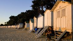 The best unsung family beach holiday resorts in Europe: Noirmoutier, an island on the French Atlantic, with information on booking accommodation, transport and where to eat Holiday Resort, Beach Holiday, Seaside Beach, Beach Huts, Destinations, Mission Bay, Italy Holidays, Natural Scenery, France Travel