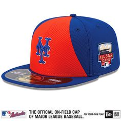 New York Mets Authentic Collection All-Star Game Diamond Era On-Field  59FIFTY Cap 5351bce75f39